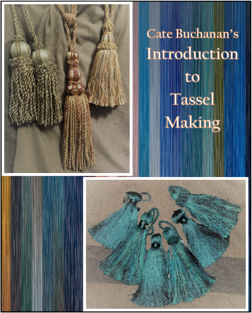 Tassels: Today's Current Trend